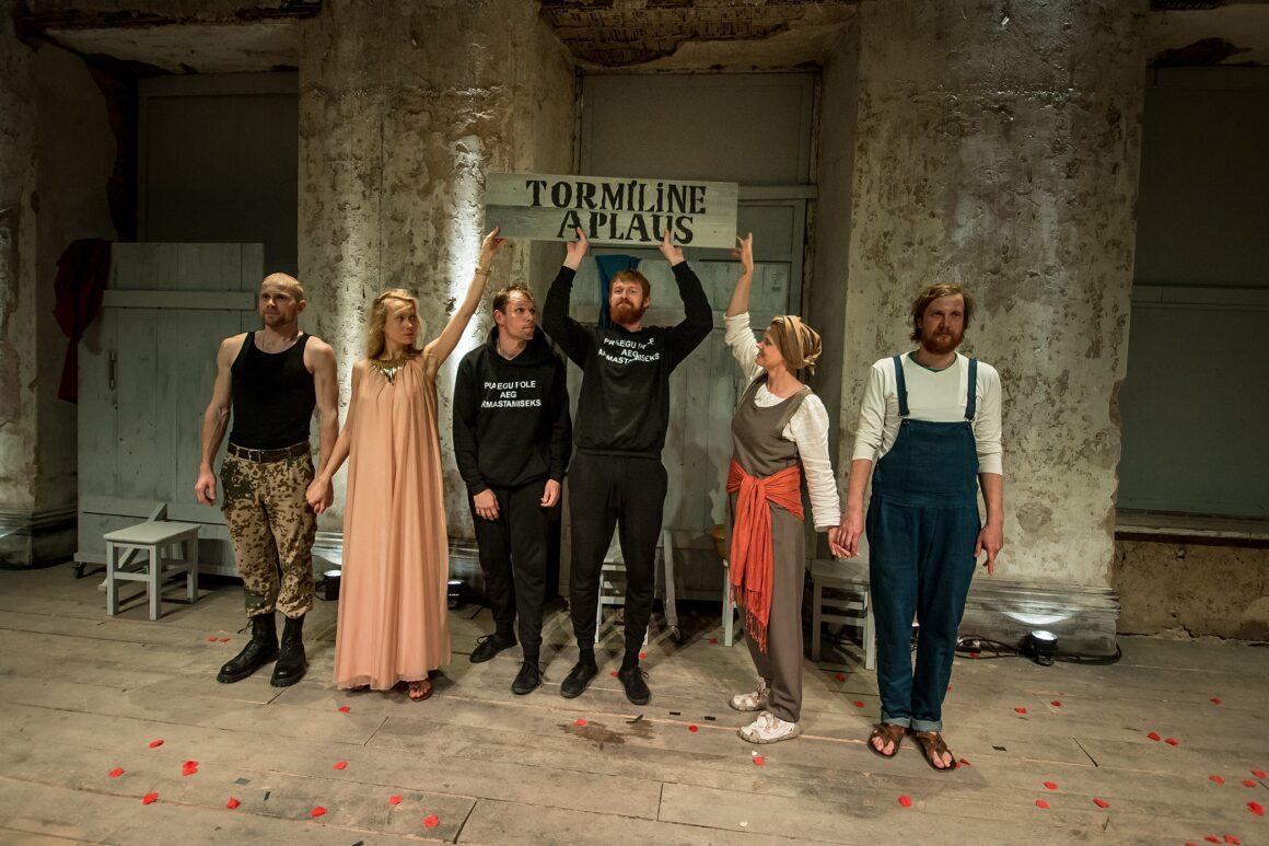 R.A.A.A.M. toob juubeliaasta puhul publiku ette Eesti kultuuriloolised uuslavastused