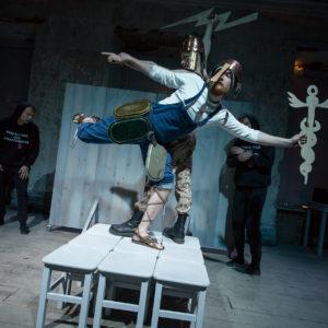 """R.A.A.A.Mi """"Praegu pole aeg armastamiseks"""" osaleb kahel mainekal festivalil Venemaal"""