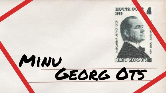 Minu Georg Ots