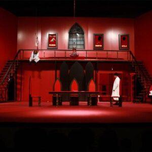 """R.A.A.A.M.i """"Antigone"""" teatrifestivali Voices International 2020"""